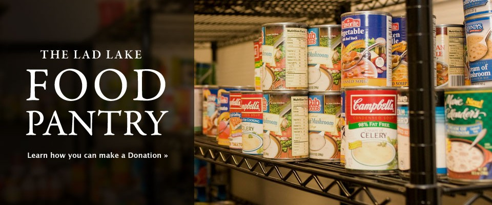 Lad Lake Food Pantry